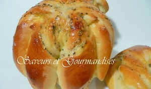 Petits pains à la russe