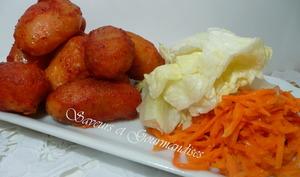 Pommes de terre aux saveurs indiennes
