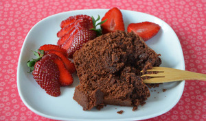 Cake ultra chocolaté