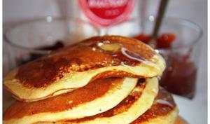 Pancakes légers