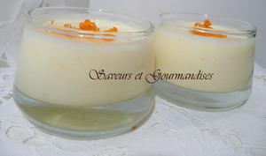 Crèmes à l'orange