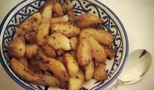 Potatoes épicées aux épices du Trappeur
