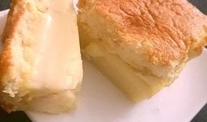 Gâteau magique ou 3 textures en une seule pâte