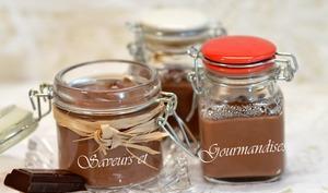 Crème au chocolat bonne maman