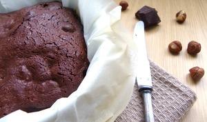 Brownie traditionnel aux noix