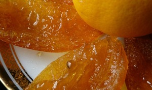 Citron bergamote confit