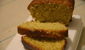 Cake citron / pistache