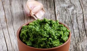 Pesto de kale et noix
