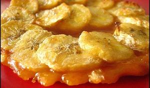 Tartelettes banane caramel