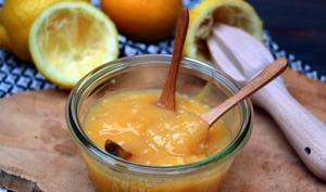 Lemon curd healthy - sans lactose