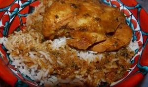 Bulgogi de poulet