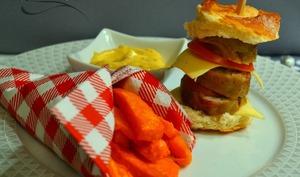 L'andouillette façon Burger