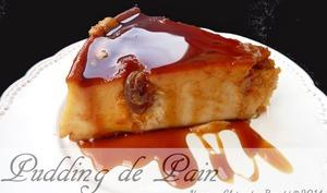Pudding de Pain