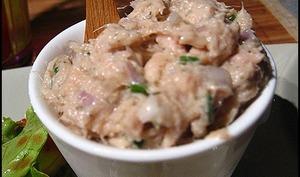 Rillettes légères de thon au sel de Guérande