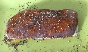 Magret séché au piment d'Espelette