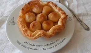 Tartelettes aux pommes et à la cannelle