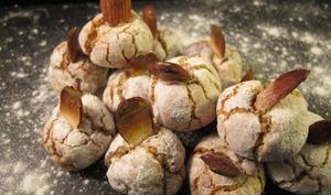 Macarons aux amandes d'édith