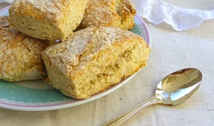 Scones traditionnels anglais