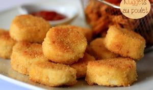 Nuggets au poulet maison