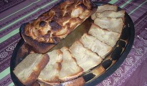 Cake aux pommes facile et rapide