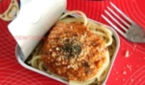 Spaghetti à la sauce Milanaise revisitée
