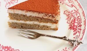 """Gâteau russe """"lait d'oiseaux"""""""