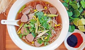 Soupe Style Tonkinoise