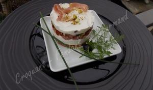 Cheesecake du terroir