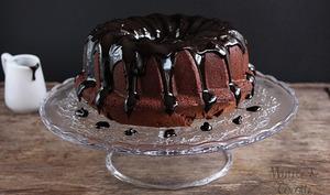 Bundt cake tout chocolat