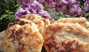 Croquettes de jambon et dinde