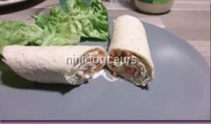 Wrap fraicheur -