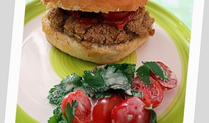 Hamburger au thon
