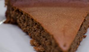 Gâteau au chocolat ultra-léger