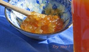 Confiture d'oranges amères et bergamotes