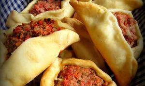 Empanadas Arabes comme en Argentine