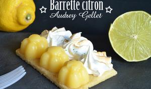 Barrette citron d'Audrey Gellet