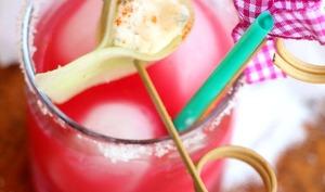 Red-Pink Vodka