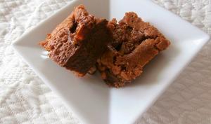 Brownies chocolat praliné Snickers