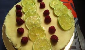Fraisier Citron Vert basilic