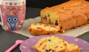 Le cake anglais aux fruits confits