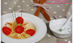 Salade de pâtes fraicheur