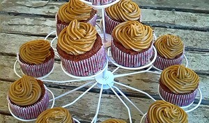 Cupcakes café chocolat