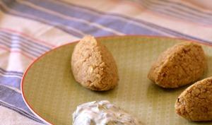 Croquettes de Haricots blancs aux Épices