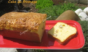 Cake au fromage