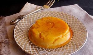 Dessert renversé aux pommes