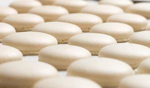 Les coques de macarons à la meringue italienne
