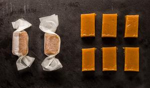 Les caramels mous mangue passion de Jacques Génin