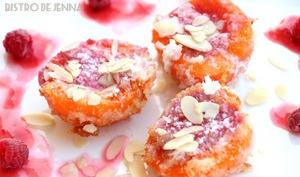 Beignets d'abricots