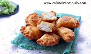 Sambousek au fromage