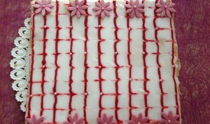 Mille feuilles girly